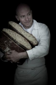 Christophe Vasseur, boulanger à Paris