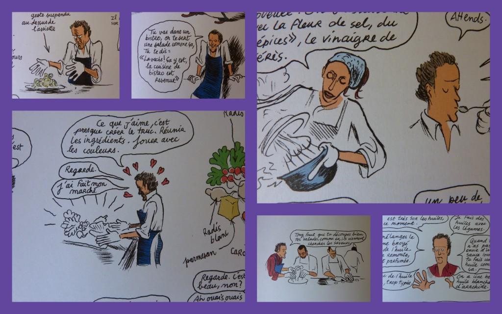 Images Album En cuisine avec Alain Passard