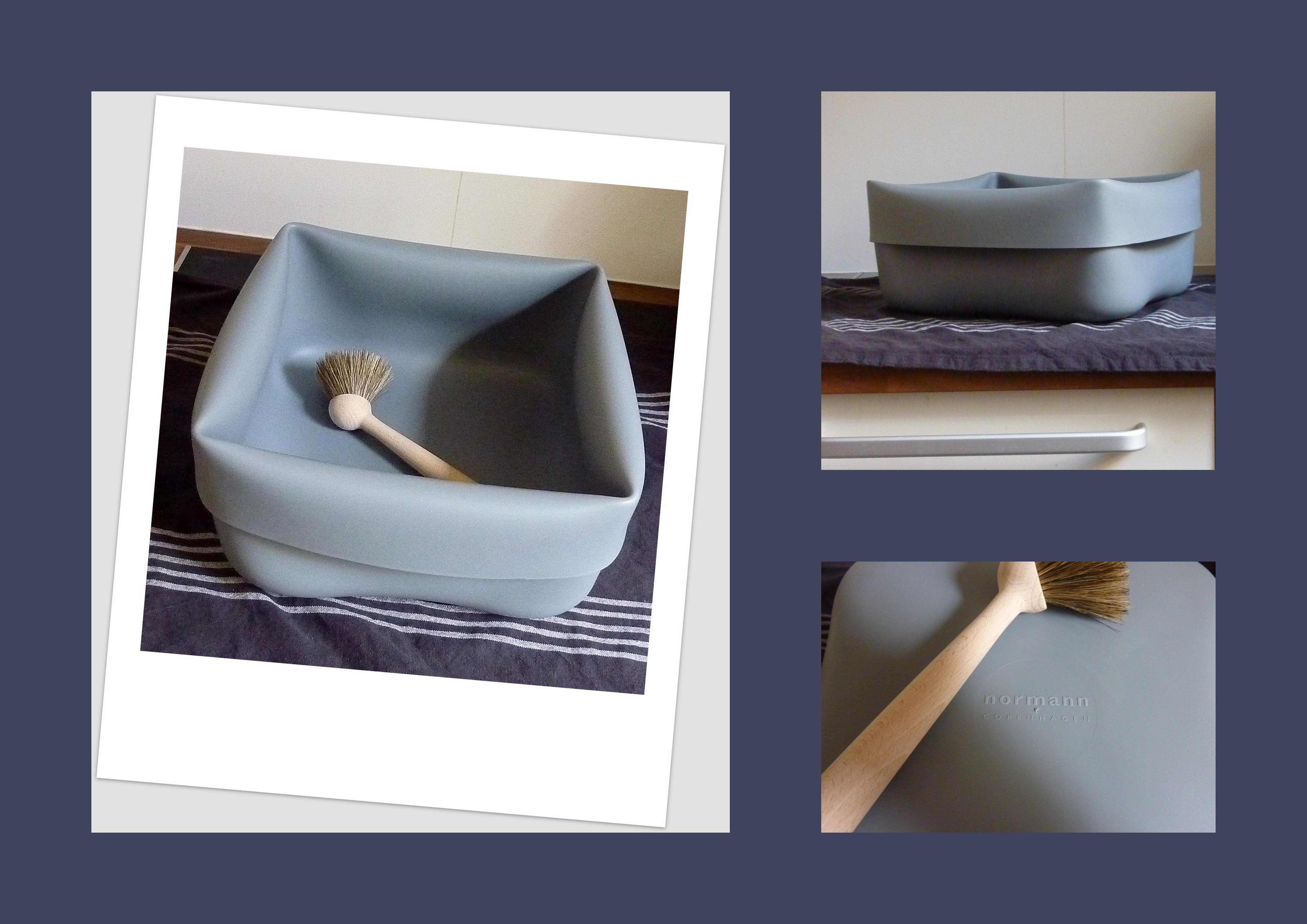 Normann copenhagen le design au quotidien la batignollaise for Bassine caoutchouc