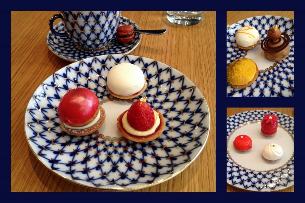 Acide Macaron et les gâteaux bouchée de Jonathan Blot