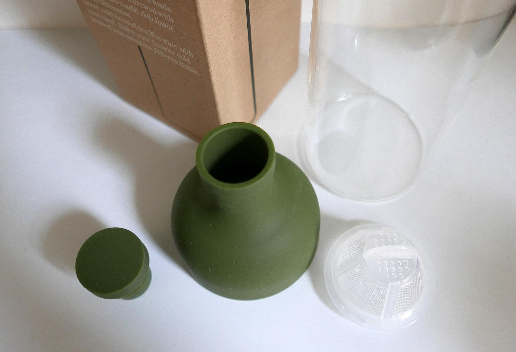 Super bouteille à thé, fabriquée par Hario au Japon