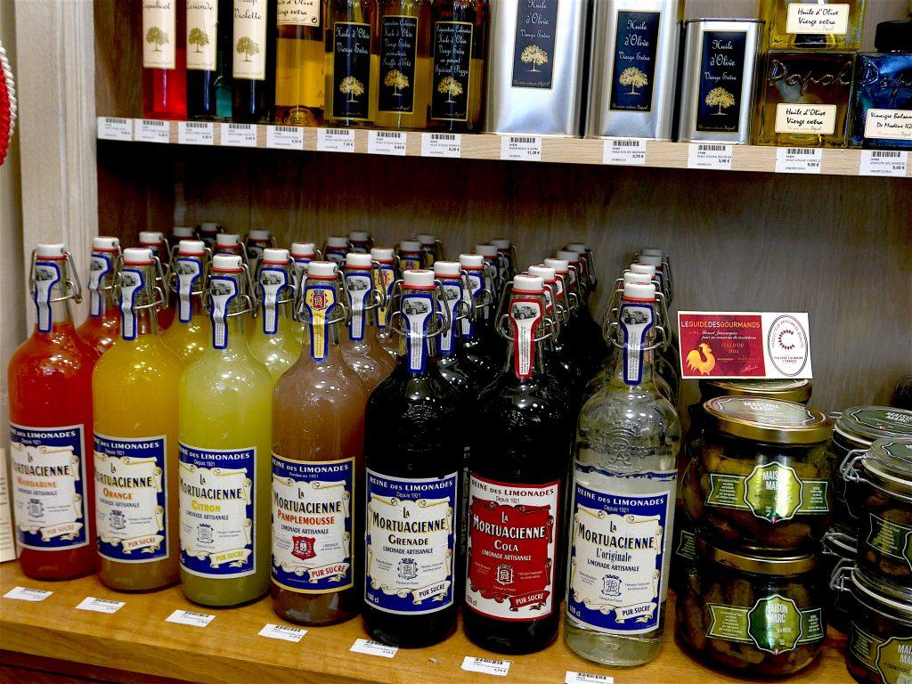 Limonades huiles epices chez la Maison Lefranc