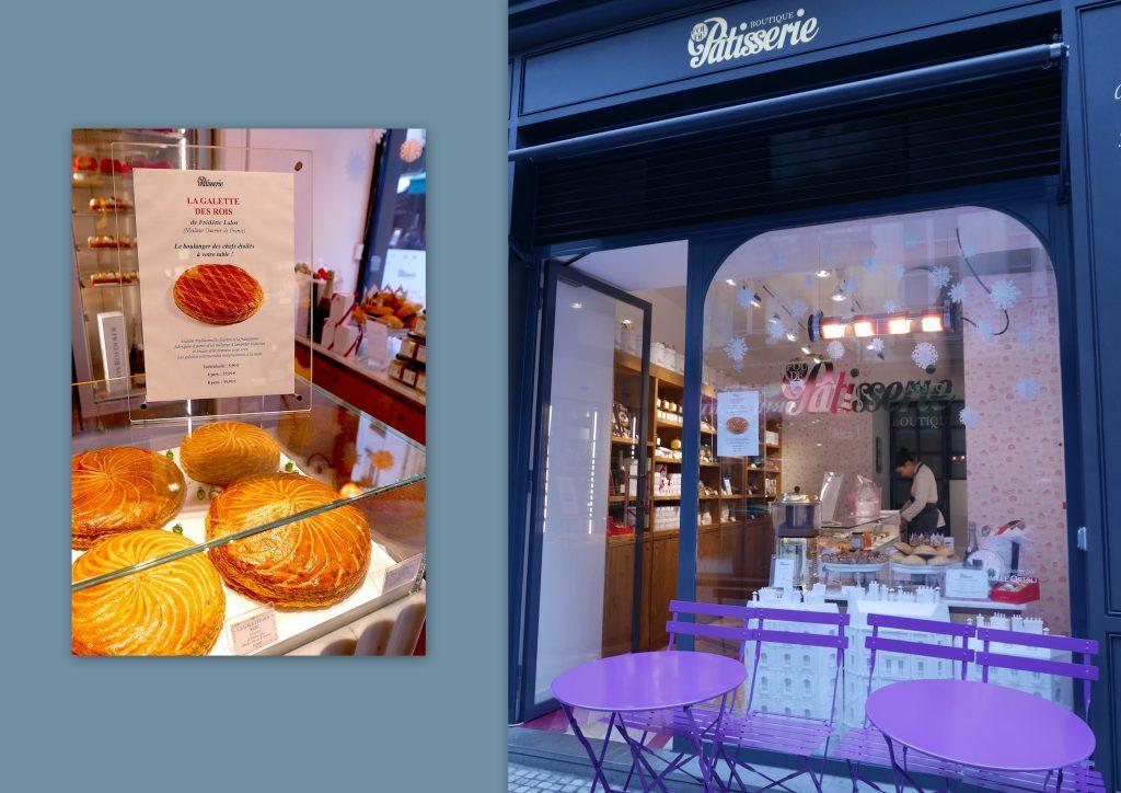 La Boutique de Fou de Pâtisserie 45 rue Montorgueil Paris