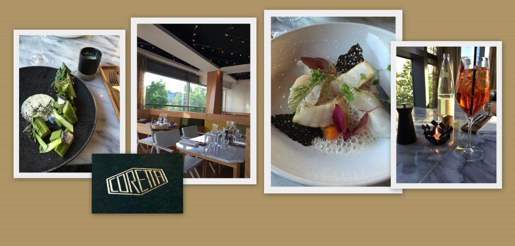 Chez Coretta, restaurant aux Batignolles