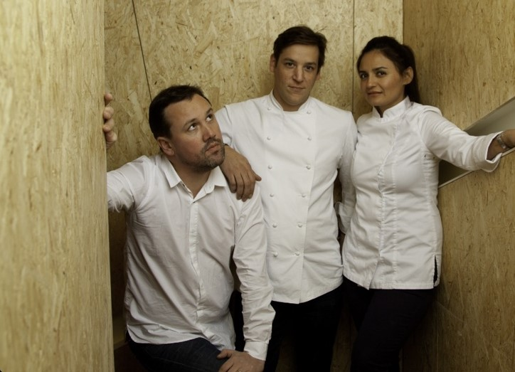 Matthieu Marcant, Jean-François Pantaléon, Beatriz Gonzalez