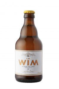 La WIM dans sa bouteille