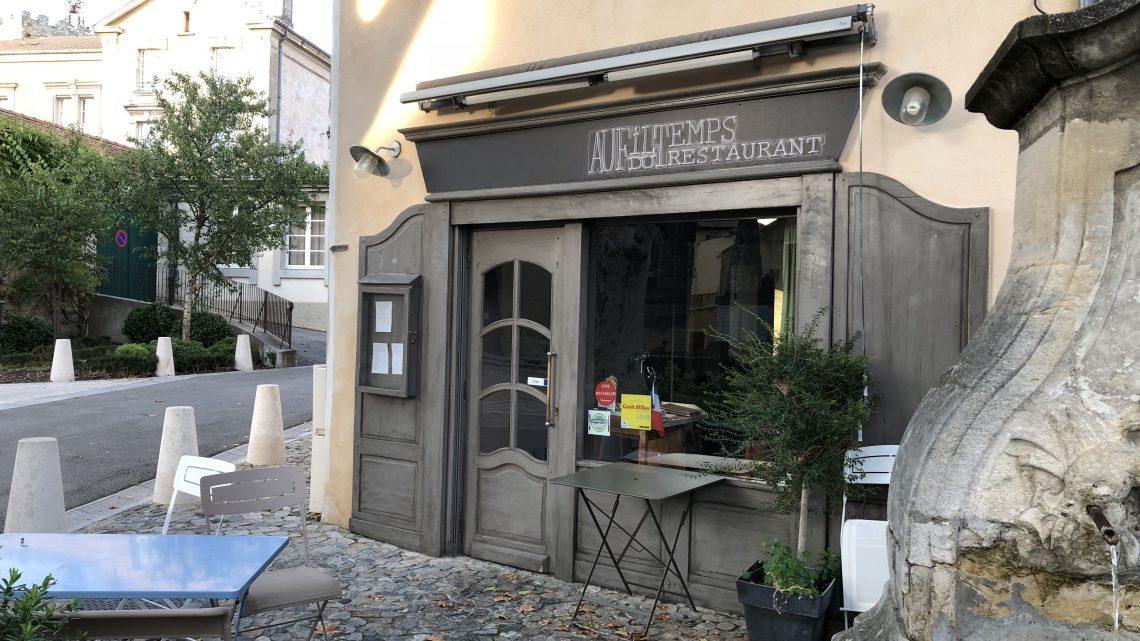 Jérôme Campanelli – Restaurant Au Fil du Temps. Rencontre avec un chef talentueux, non dénué d'humour.