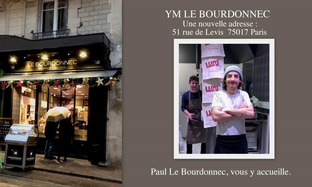 Nouvelle boucherie avec Paul Le Bourdonnec