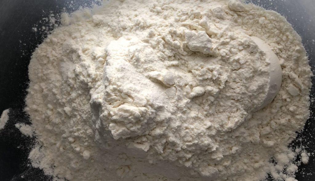 De la farine